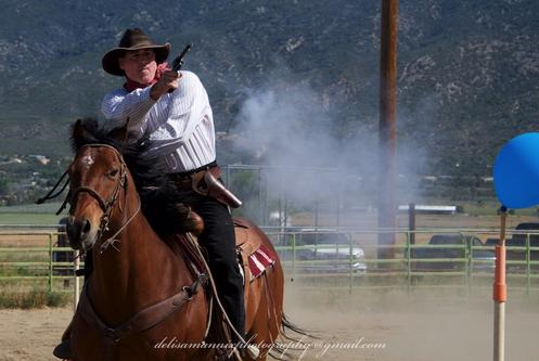 Cowboy events as fundraisers