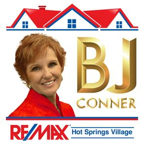 Bj Conner - Hot Springs Village RE/MAX Agent - Big Logo
