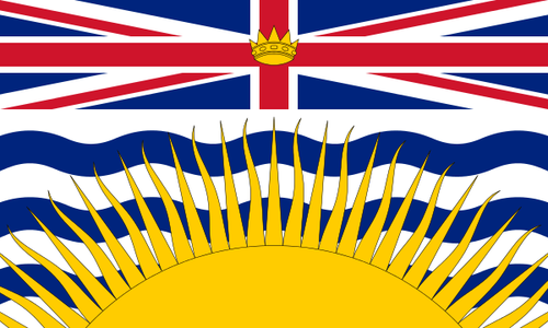British Columbia Flag - ICON SAFETY CONSULTING INC.