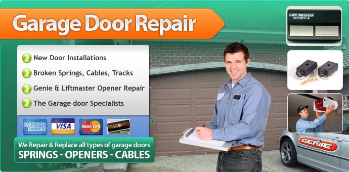 Garage Door Repair Service Garage Door Opener Americas Garage