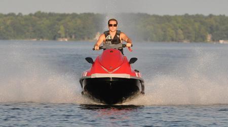 Jet ski rentals lake gaston summer rentals littleton nc for Rent fishing gear