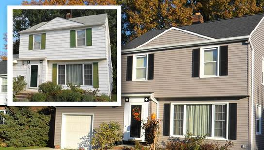 SIDING AND GUTTERS CONTRACTOR SERVICES BENNET NEBRASKA.