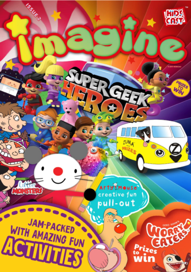 Imagine Magazine by Kidscast TV
