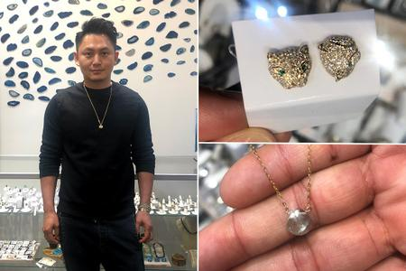 Meet 'Vanderpump Rules' jewelry designer Kyle Chan
