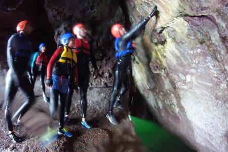 coasteering geology