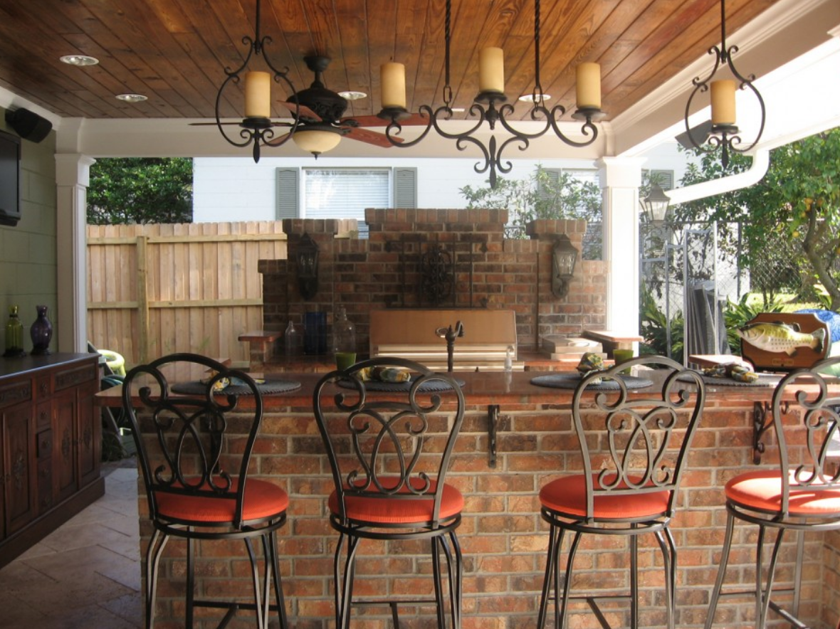 Outdoor Kitchen And Sarasota Outdoor Kitchen And Deck Contractor