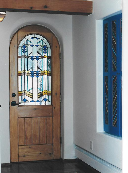 Stained Glass Amp Etched Glass Panels