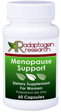 Adaptogen Research, Menopause Support