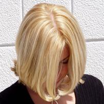 one process blonde hair color