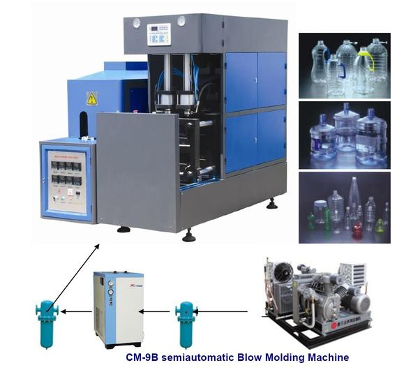 10L bottle blowing machine