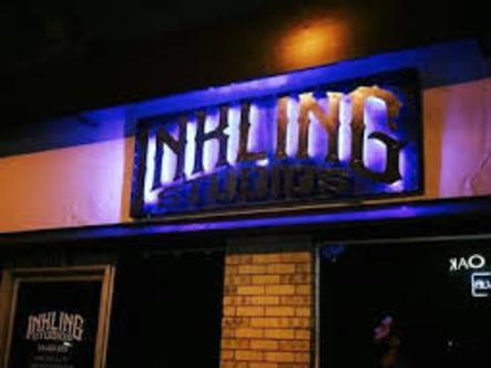 Tattoos in dallas inkling studios inkling tattoo for Tattoo parlors open on sunday