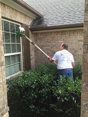 window cleaning job in Cypress Texas