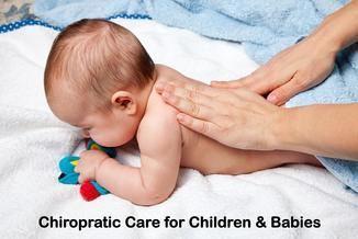 chiropractic for babies and children