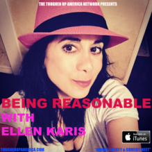 Ellen Karis Comedy Radio Podcast