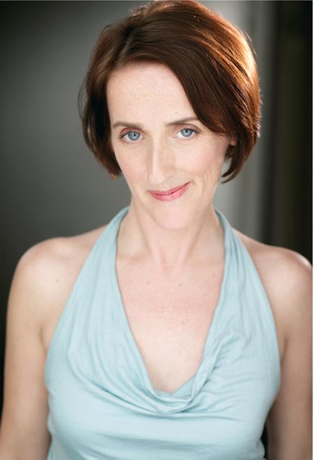 Aedin Moloney, Actress and Producer, Fallen Angel Theatre, New York, London, Ireland, TV & Film