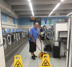 Cleanest laundromat in the Bronx!