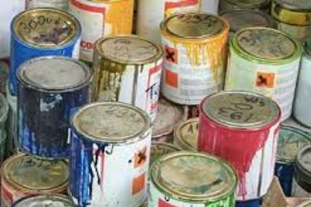 Paint Can Removal in Lincoln NE LNK Junk Removal