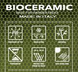 bioceramic cycling fabric