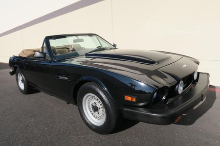 1984 Aston Martin V8 Volante for sale at Motor Car Company in San Diego California
