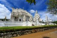 White temple tour from Chiang Mai