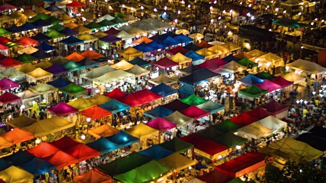 2021 Bossier Holiday Night Market
