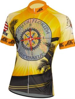 long distance custom bamboo cycling jersey