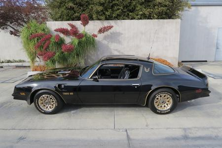 1978 Pontiac Firebird Trans Am Special Edition for sale at Motor Car Company in California