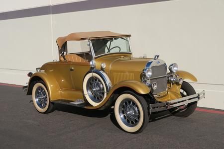 1980 Ford Shay Model A Deluxe Roadster for sale at Motor Car Company in San Diego California