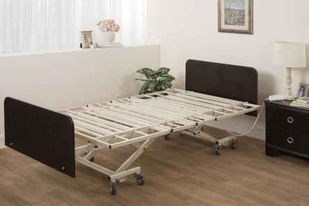 Bariatric Expandable Electric Bed