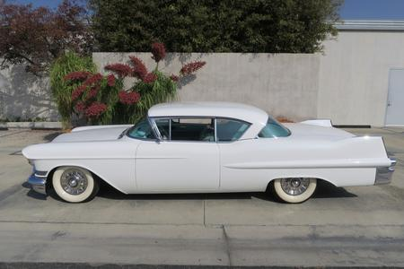 1957 Cadillac Series 62 Coupe de Ville for sale in California by motor car company
