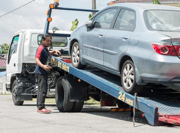 THE PREMIER TOYOTA TOWING SERVICE IN OMAHA