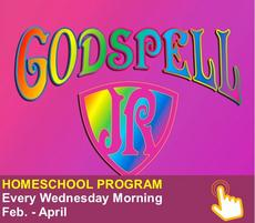 GODSPELL JR. HOMESCHOOL