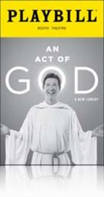 Act Of God on Broadway