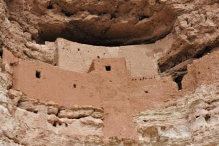 Get lost in the past at Montezuma Castle National Monument