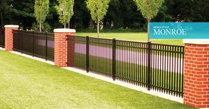 Guardsman Steel Fencing - Ornamental Steel Fence Company In Chicago