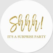 Surprise Birthday Party/Event