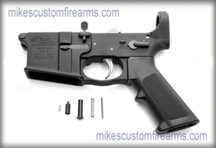 AR Lower Receivers & Parts