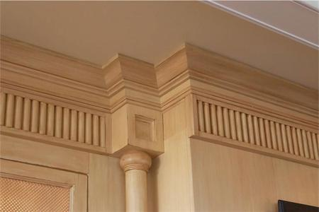 Best Custom Crown Molding and Cost| and McCarran Handyman Services