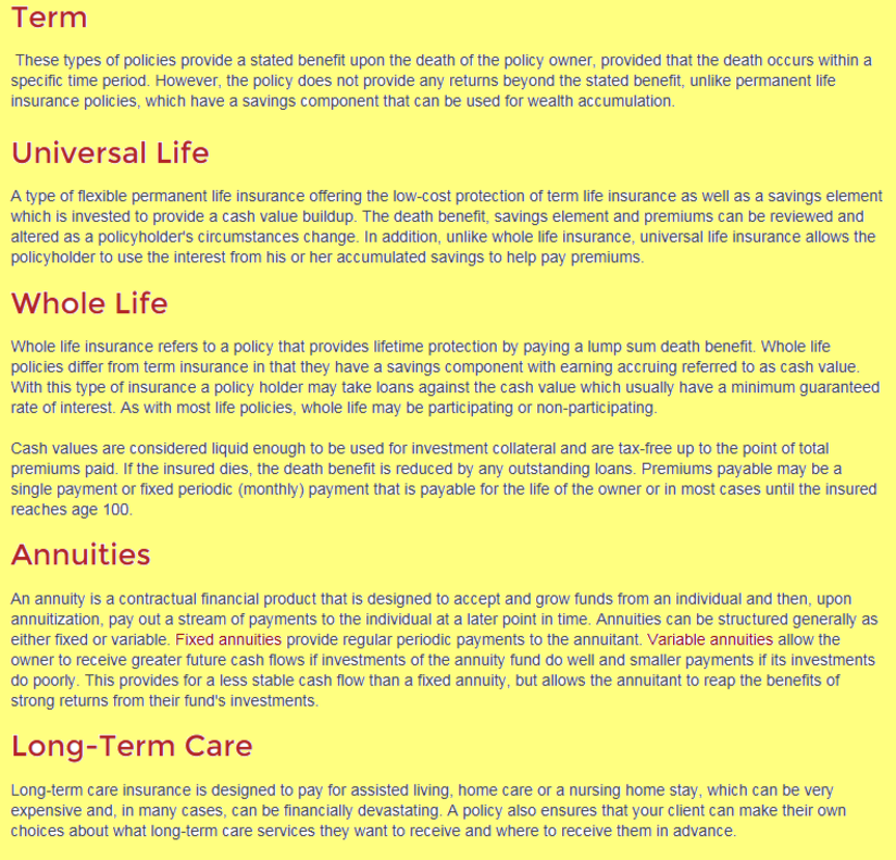 Quotes On Life Insurance Policies Mesmerizing Life Insurance