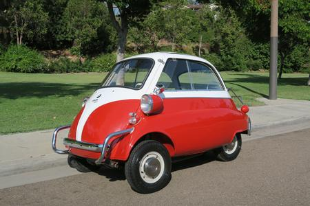 1958 BMW Isetta 300 for sale at Motor Car Company in San Diego California
