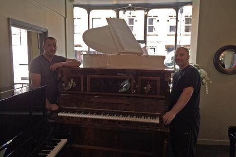 Local Pianos and Organs Removal in Omaha NE | Omaha Junk Disposal