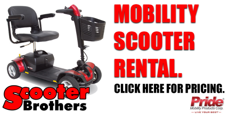 Destin Scooter Brothers