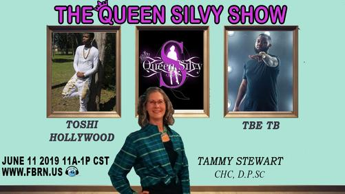 https://anchor.fm/the-queen-silvy-radio-show/episodes/The-Queen-Silvy-Show---June-11-2019-e4aitr