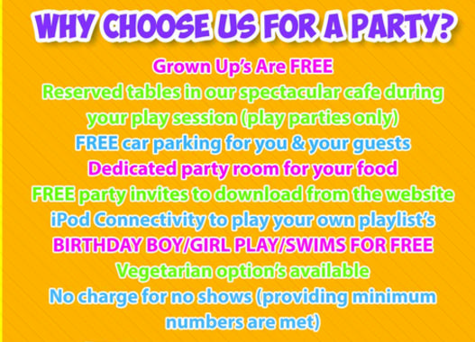 Soft play parties birthday parties at brean play brean our soft play birthday parties are the talk of the town the award winning soft play area has built a strong presence within the local area brean stopboris Choice Image