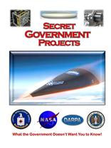 Secret Government Projects Book