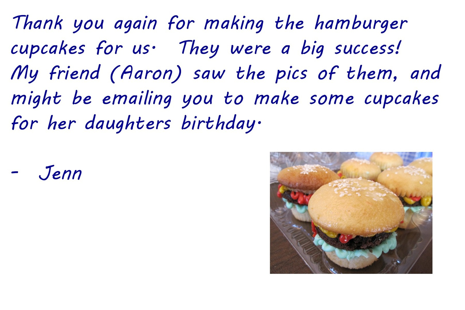 Gallery - Cupcakes & Cakes - Cambridge, Kitchener, Waterloo and Guelph