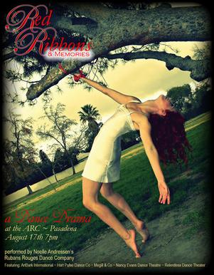 Red Ribbons™ a story about a young lady and her magic red ribbons and how she turned tragedy into triumph by overcoming her past.