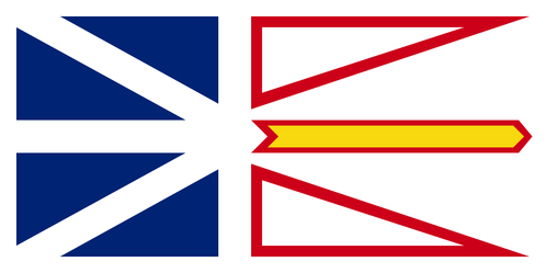 Newfoundland and Labrador Flag - ICONSAFETY CONSULTING INC.