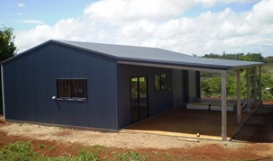 Sheds And Shed Homes Shed Prices Australia Wide
