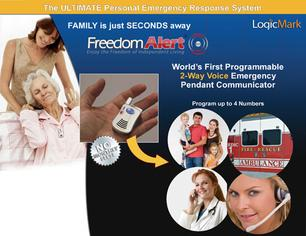 Logicmark Medical Alert Systems 35911 Health Connection